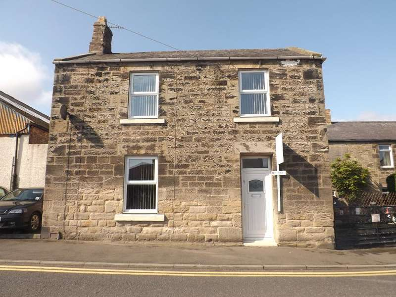 2 Bedrooms House for sale in Albert Street, Amble, Morpeth, Northumberland, NE65 0LT