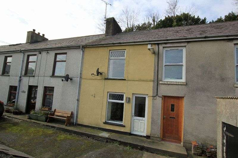 1 Bedroom Terraced House for sale in FOUNTAIN ROW, MEIDRIM