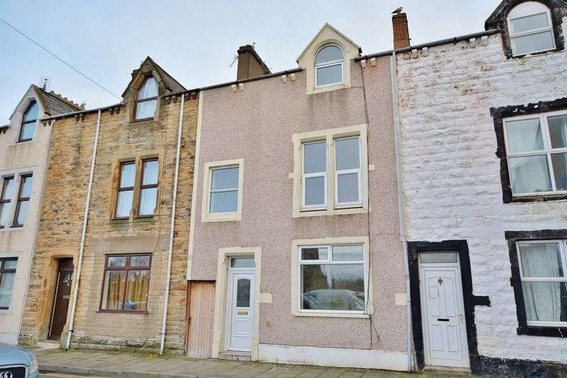 4 Bedrooms Property for sale in Falcon Place, Workington