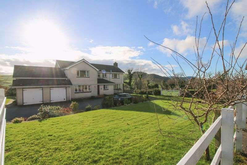 4 Bedrooms Detached House for sale in Rockville, Main Road, Crosby, IM4 2DW