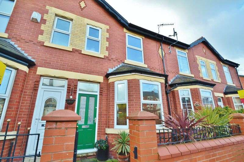 3 Bedrooms Terraced House for sale in Liverpool Street, Salford