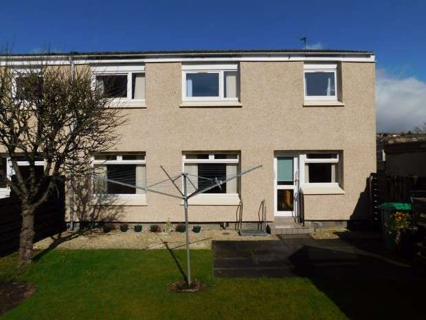 3 Bedrooms End Of Terrace House for sale in Norton Place, Dunfermline, KY11