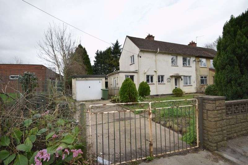 3 Bedrooms Semi Detached House for sale in New Road, New Inn