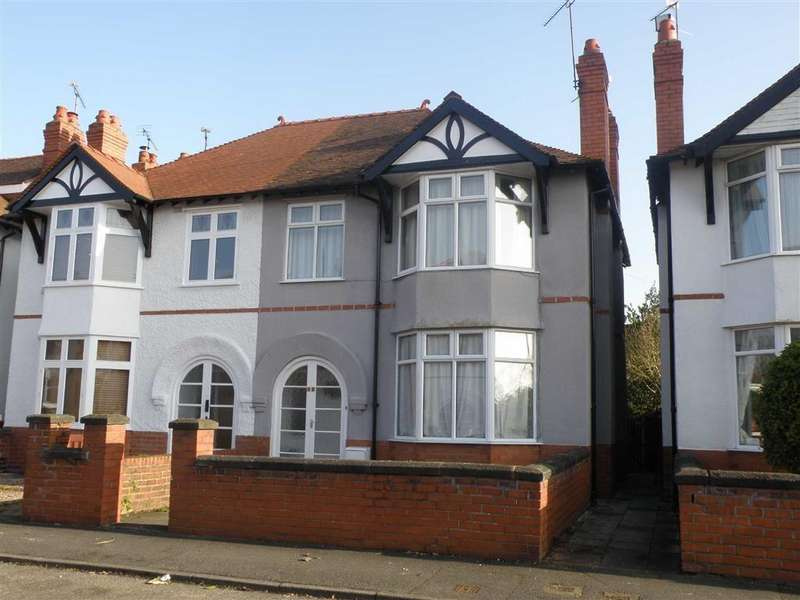 3 Bedrooms Semi Detached House for sale in Laurel Grove, Chester