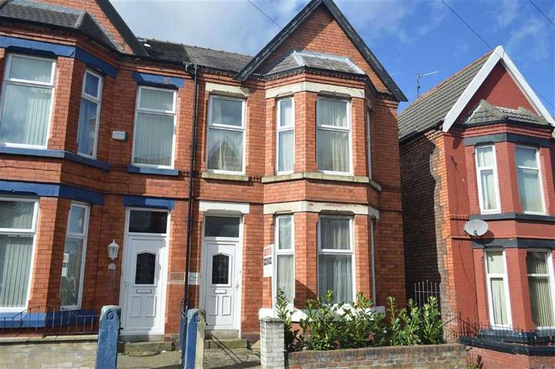 4 Bedrooms Semi Detached House for sale in Francis Avenue, Prenton, CH43