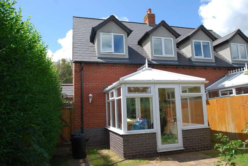 2 Bedrooms Semi Detached House for sale in St Andrews Court, Malvern