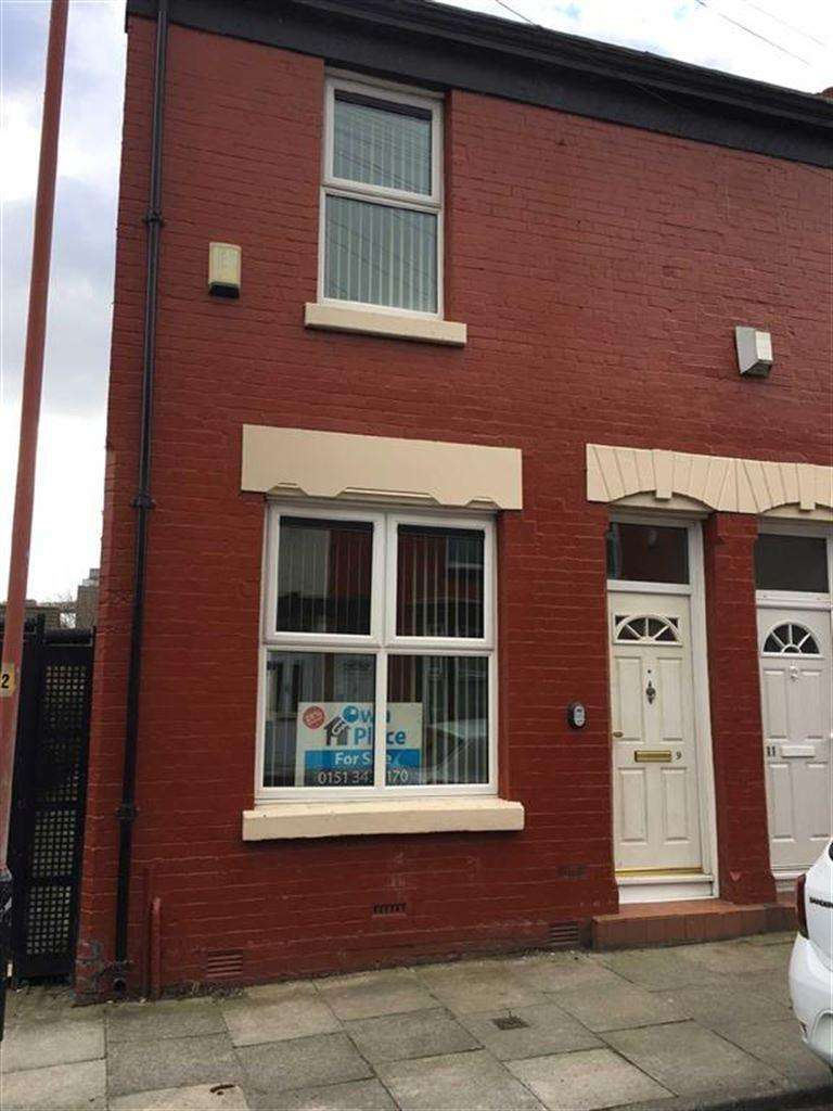 2 Bedrooms Terraced House for sale in Caradoc Road, Liverpool