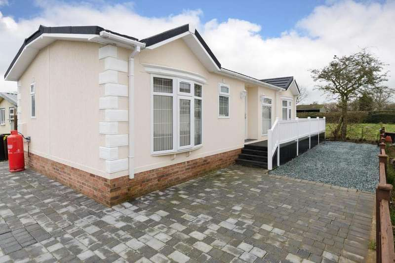 2 Bedrooms Park Home Mobile Home for sale in Lower Dunsforth Residential Park, York