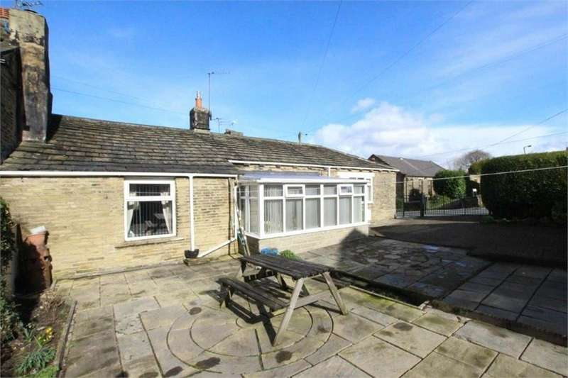 3 Bedrooms Terraced Bungalow for sale in Storr Hill, WYKE, BRADFORD, West Yorkshire