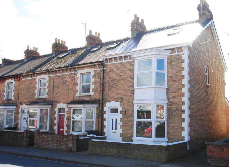 4 Bedrooms Terraced House for sale in Greenway Road, Taunton