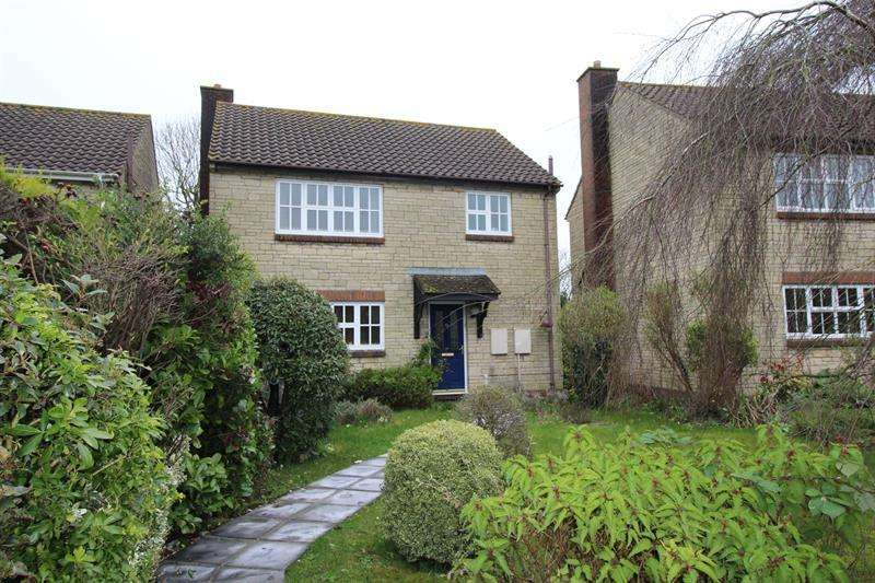 3 Bedrooms Detached House for sale in High Street, High Littleton, Bristol