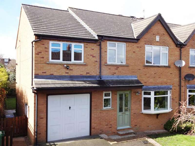 4 Bedrooms Semi Detached House for sale in Upper Carr Lane, Calverley