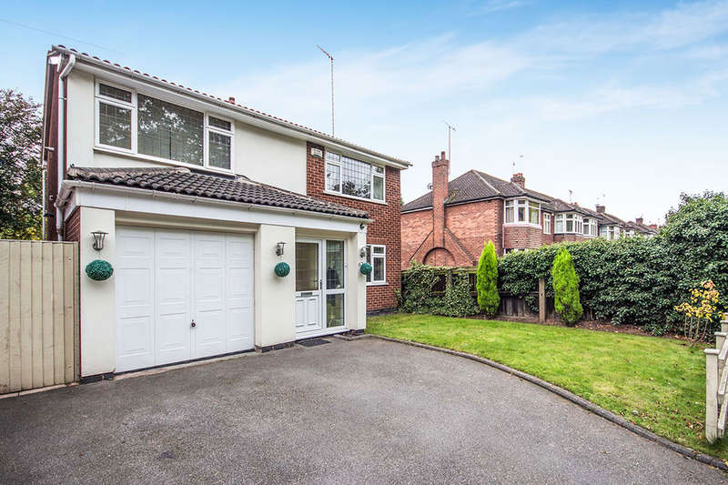 3 Bedrooms Detached House for sale in Allesley Old Road, Coventry, CV5