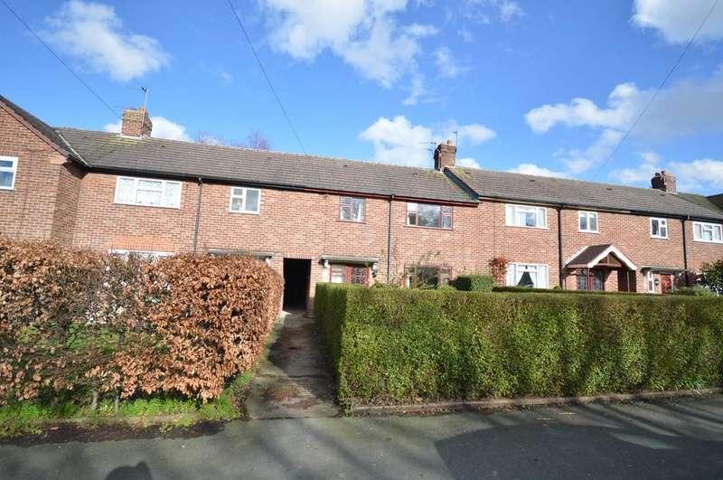 3 Bedrooms Terraced House for sale in Sandy Lane, Lymm