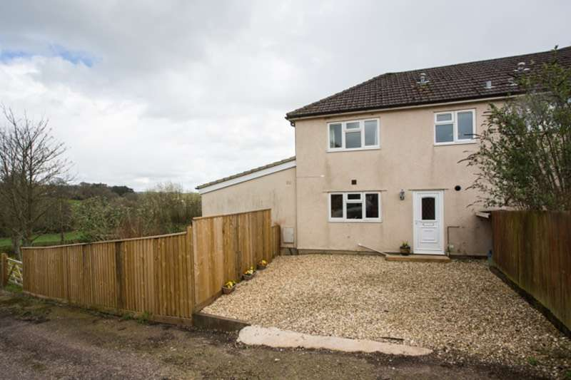 3 Bedrooms Semi Detached House for sale in Valley View, Farway, Colyton, Devon, EX24