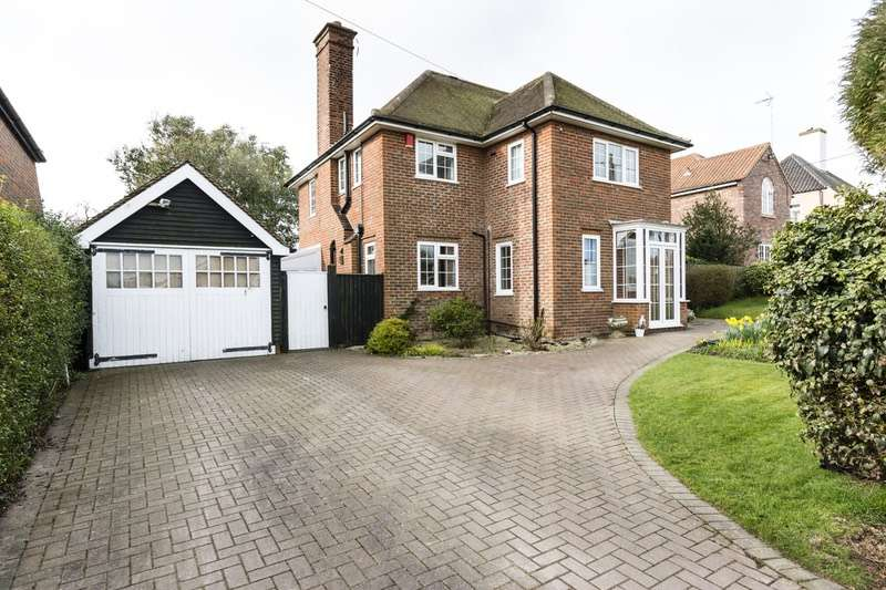 4 Bedrooms Detached House for sale in Beckmeadow Way, Norwich, Norfolk, NR11