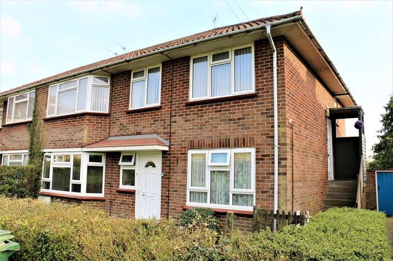 2 Bedrooms Maisonette Flat for sale in Water Ridges, Oakley, Basingstoke, RG23