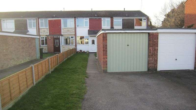 3 Bedrooms Terraced House for sale in Hendre Close, Off Broad Lane, Coventry