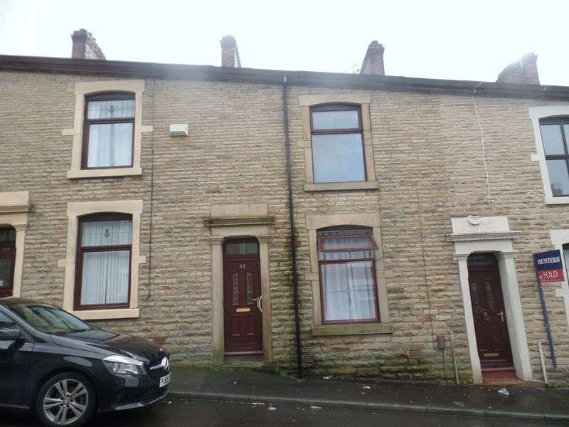 2 Bedrooms House for sale in 32 Preston Street, Darwen