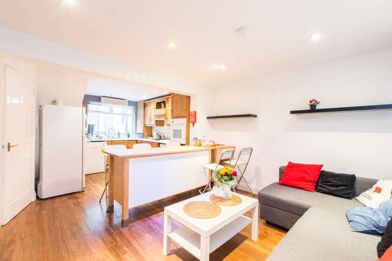 4 Bedrooms House for sale in Guildhouse Street, Pimlico, SW1V