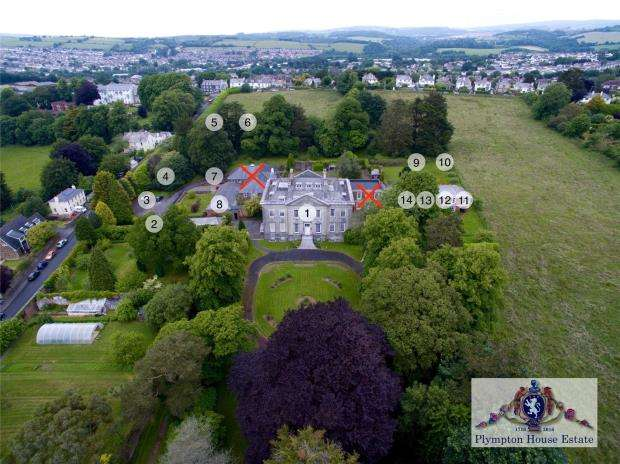 House for sale in The Coach House, Plympton House Estate, Plympton St Maurice, Devon