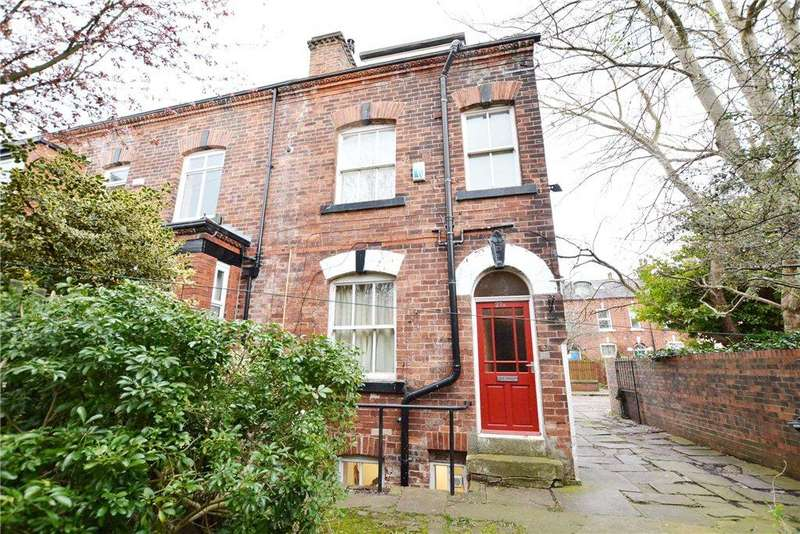 2 Bedrooms Terraced House for sale in Ash Terrace, Headingley, Leeds