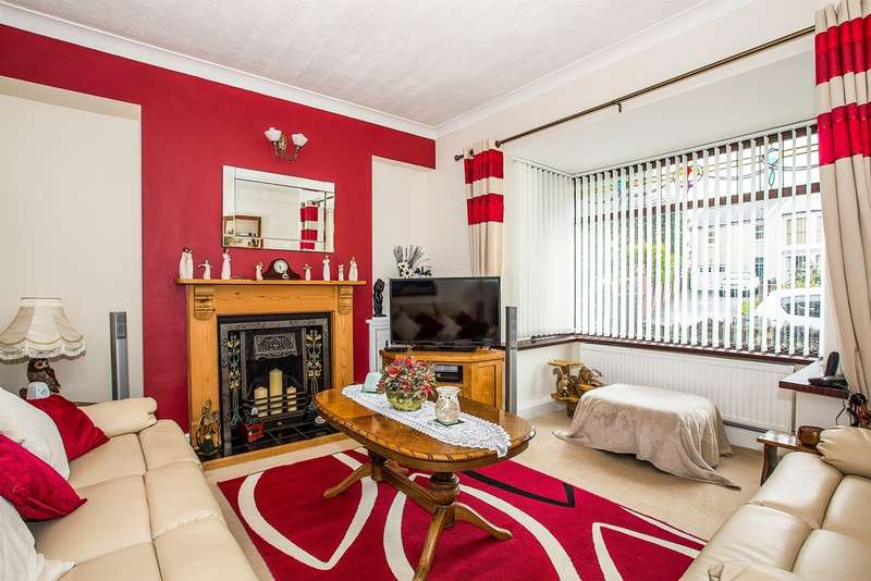 3 Bedrooms Semi Detached House for sale in Wern Road, Skewen, Neath