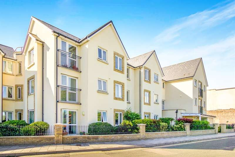 1 Bedroom Apartment Flat for sale in Stoneleigh Court, Porthcawl