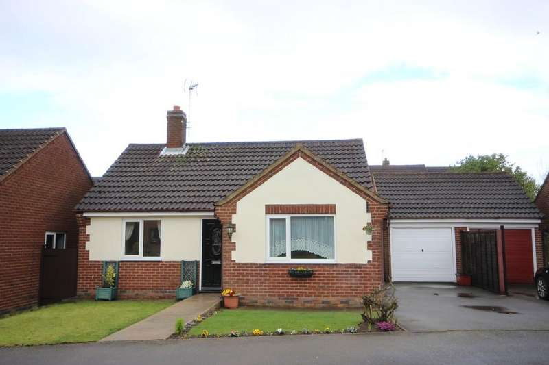 2 Bedrooms Detached Bungalow for sale in Forrester Close, Coleorton