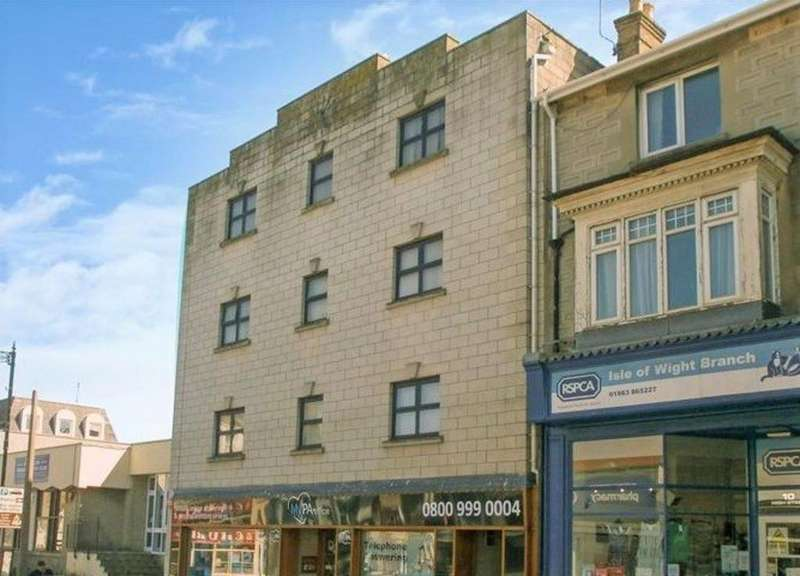 2 Bedrooms Apartment Flat for sale in Shanklin, Isle Of Wight