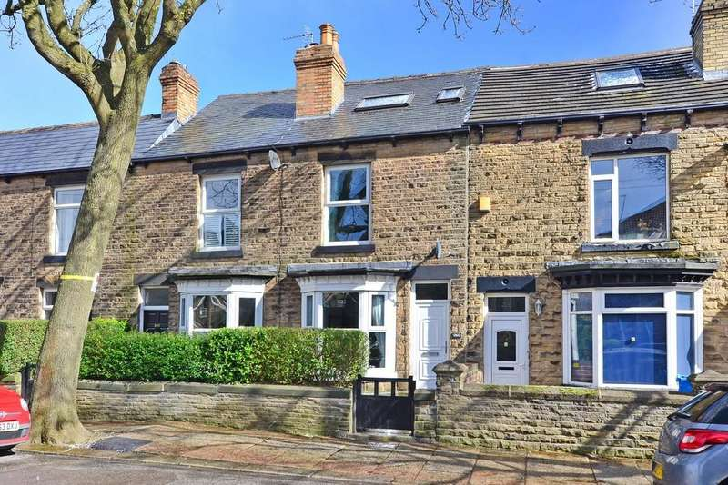 3 Bedrooms Terraced House for sale in Western Road, Crookes