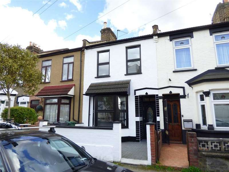 3 Bedrooms Terraced House for sale in Sedgwick Road, Leyton, E10