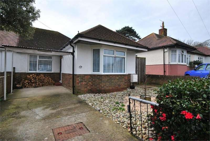 2 Bedrooms Semi Detached Bungalow for sale in Grange Court Drive, BEXHILL-ON-SEA, East Sussex