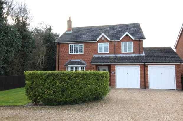 4 Bedrooms Detached House for sale in Broadgate, Spalding, Lincolnshire, PE12 0LT
