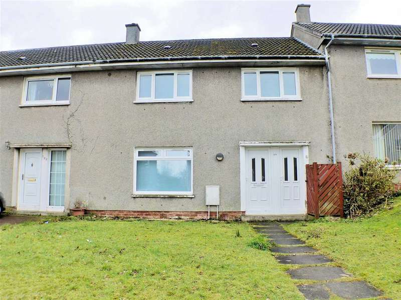 3 Bedrooms Terraced House for sale in Owen Avenue, Murray, EAST KILBRIDE