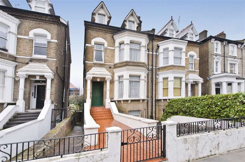 5 Bedrooms Semi Detached House for sale in Lime Grove, Shepherd's Bush