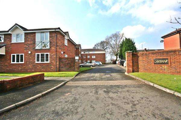 2 Bedrooms Apartment Flat for sale in Oakbank, 516 Bury New Rd, Prestwich