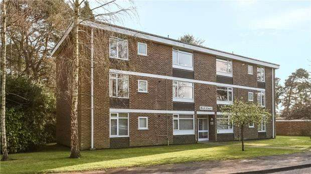 2 Bedrooms Apartment Flat for sale in Birch Court, Birchside, Crowthorne