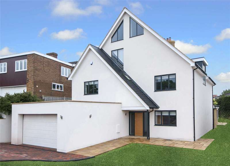 6 Bedrooms Detached House for sale in Hill Brow, Hove, East Sussex, BN3