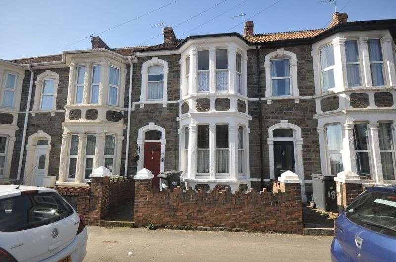 3 Bedrooms Terraced House for sale in Seymour Road, Staple Hill