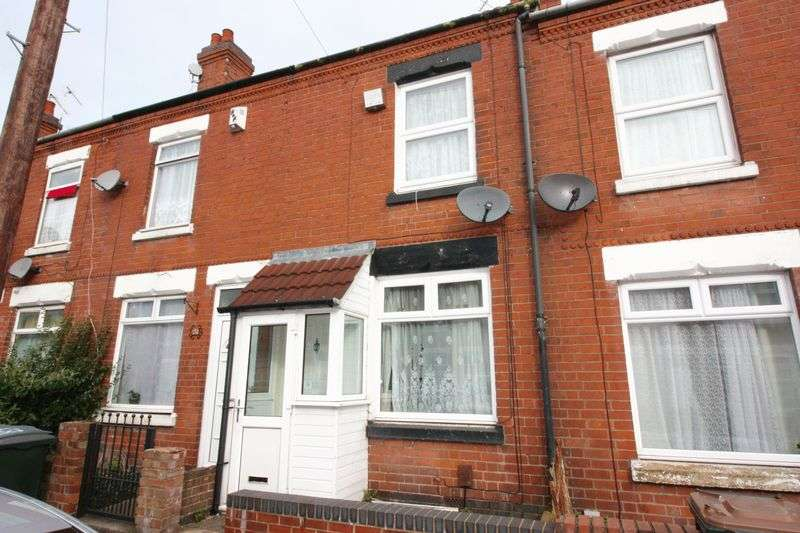 2 Bedrooms Terraced House for sale in Chandos Street, Coventry