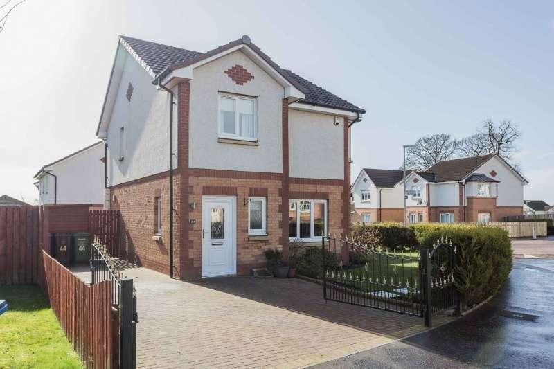 3 Bedrooms Detached Villa House for sale in Craigievar Avenue, Garthamlock, Glasgow, G33 5DF