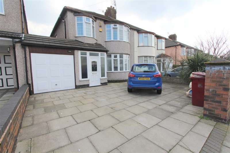 3 Bedrooms Semi Detached House for sale in Huyton Lane, Huyton, Liverpool