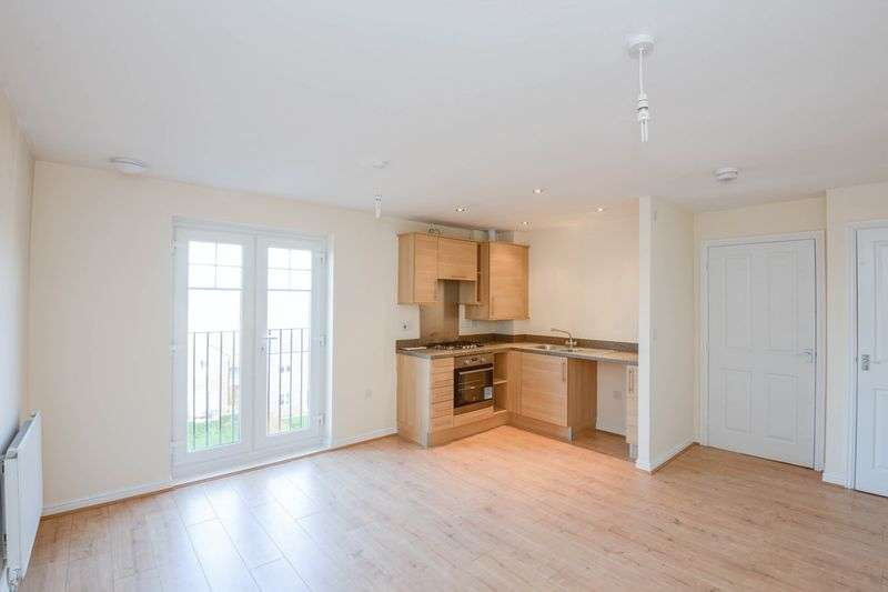 1 Bedroom Flat for sale in Kerridge Drive, Warrington