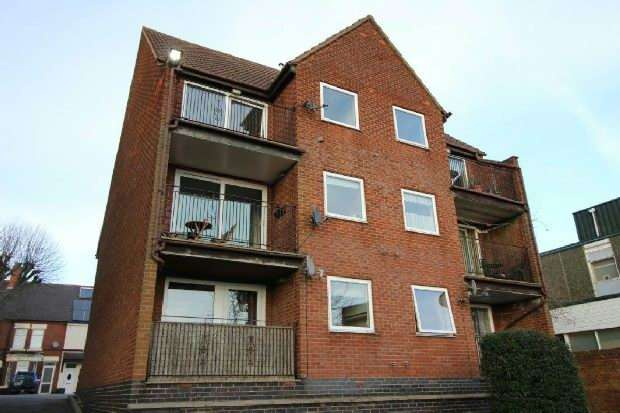 1 Bedroom Flat for sale in Sutton Park, Camp Hill Road, Nuneaton