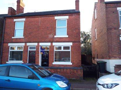 2 Bedrooms Terraced House for sale in Collington Street, Beeston, Nottingham