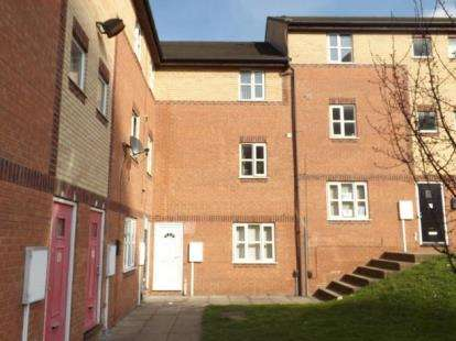 4 Bedrooms House for sale in Denison Court, Denison Street, Nottingham, Nottinghamshire