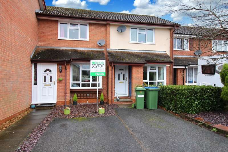 2 Bedrooms Terraced House for sale in Gorringes Brook, Horsham