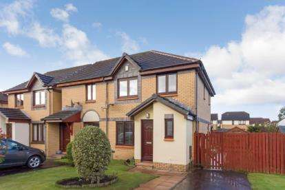 3 Bedrooms Semi Detached House for sale in Lochore Avenue, Paisley