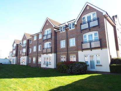 2 Bedrooms Flat for sale in Pemberton Court, 101 Southbury Road, Enfield